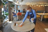 В Москве появятся бесковидные рестораны со сходом по QR-коду