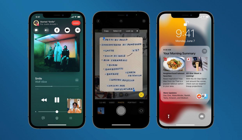 Вышла iOS 15 beta 2 для разработчиков