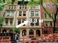 В таких жить не хочется: 10 узких домов Нью-Йорка, которые прославились на весь мир