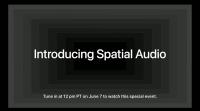 Apple приглашает на презентацию объёмного звука в Apple Music сразу после WWDC