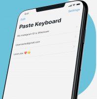Корейская клавиатура Paste Keyboard обогнала TikTok в чарте App Store. Что происходит