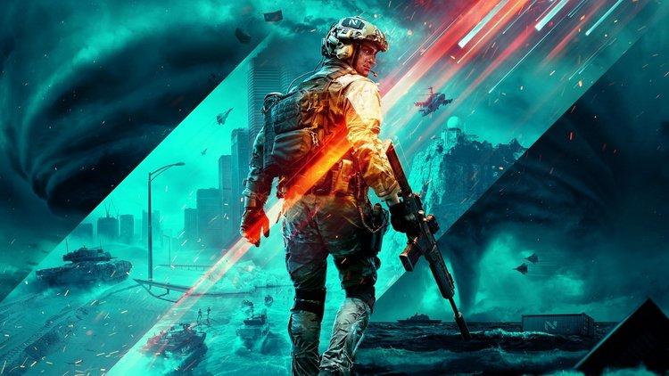 Вышел первый трейлер игры Battlefield 2042. Релиз в октябре