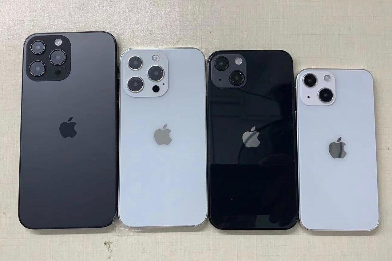 Появились новые макеты iPhone 13, на которых видны все отличия от iPhone 12