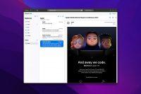 Apple обновила дизайн Почты на сайте iCloud.com