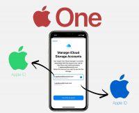 Как перенести подписку Apple One с одного Apple ID на другой