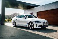 BMW представила электрический седан i4 с запасом хода 480 км