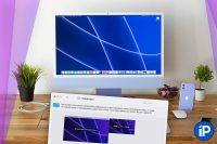 Я превратил новый iMac в дисплей для MacBook. Спасибо, macOS 12