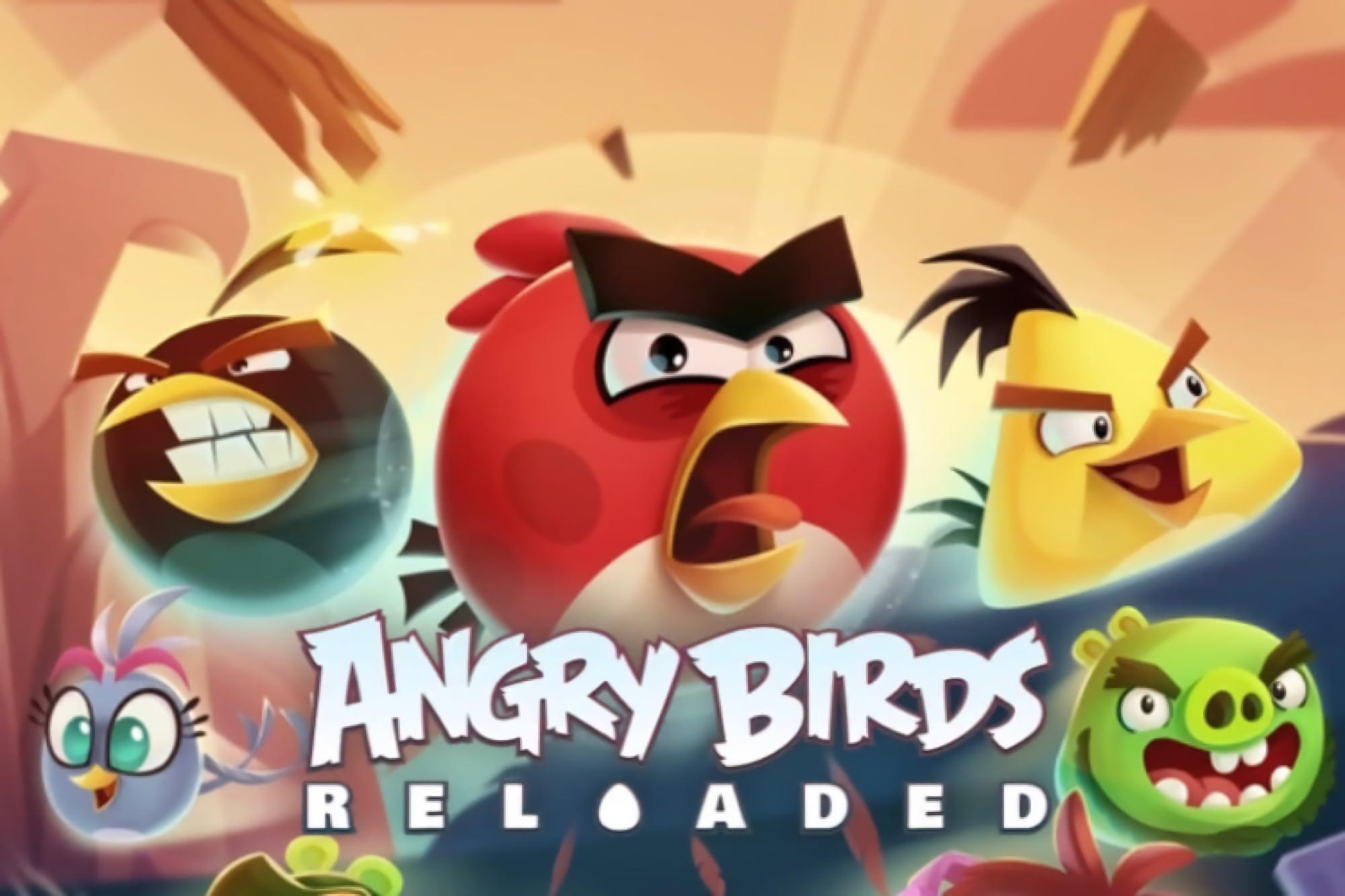В Apple Arcade выйдет игра Angry Birds без рекламы и доната. А ещё Doodle God и Alto's Odyssey