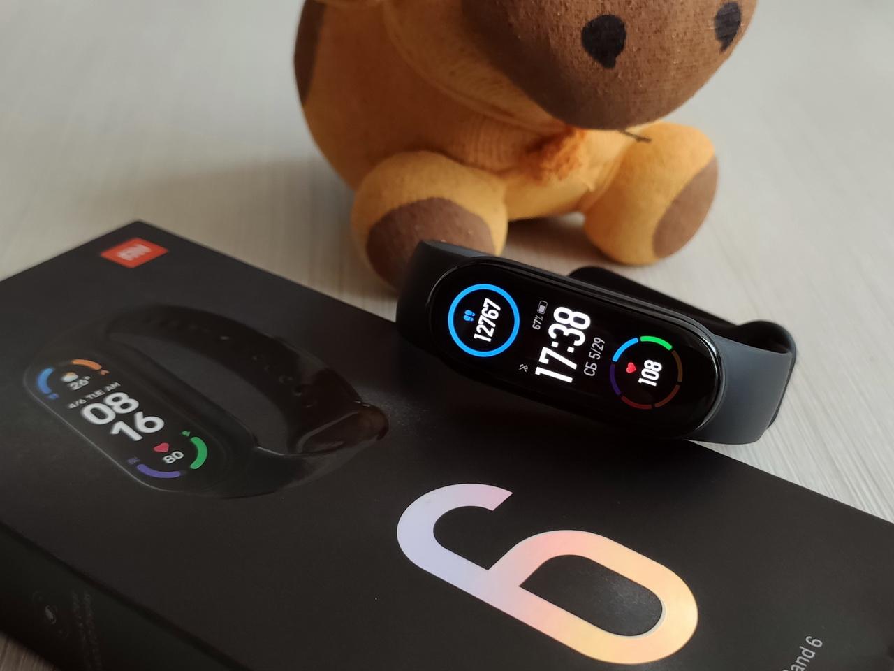 Обзор обновлённого Xiaomi Mi Band 6. Почему его так незаслуженно хвалят?