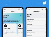 Twitter запустила платную подписку Twitter Blue. Она позволяет отменять отправку твитов