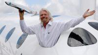 Где сейчас смотреть первый космический полёт Virgin Galactic и миллиардера Ричарда Брэнсона