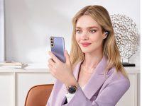Супермодель Наталья Водянова стала амбассадором Samsung в России