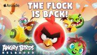 Angry Birds без рекламы и доната выйдет в Apple Arcade 16 июля