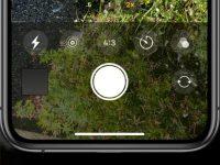 Как сохранять настройки в стандартном приложении Камера на iPhone