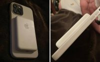 Первые реальные фото внешнего аккумулятора MagSafe для iPhone 12