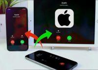 Как продолжить телефонный звонок с iPhone на другом устройстве Apple поблизости