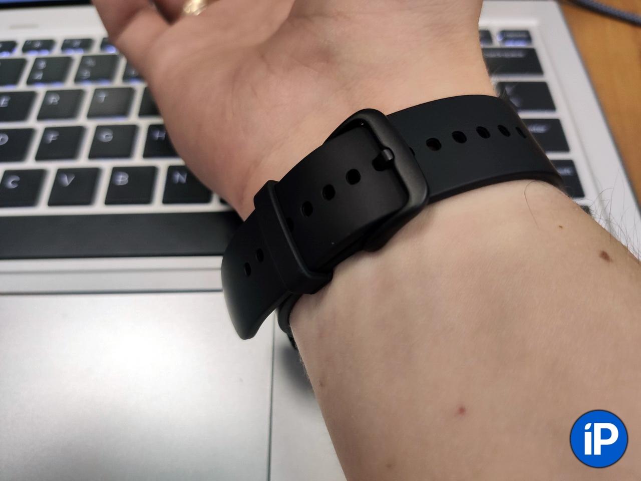 Неделю носил Xiaomi Amazfit GTS2, клона Apple Watch. Это почти вау, китайцы смогли
