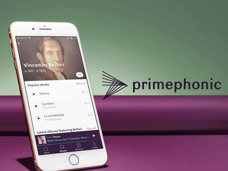 Apple купила стриминговый сервис с классической музыкой Primephonic. В 2022 году выйдет специальное приложение Apple Music Classical