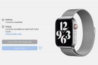 Миланский браслет и другие ремешки Apple пропали из продажи перед анонсом Apple Watch Series 7