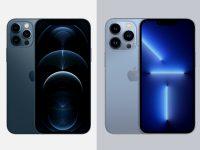 Чем iPhone 13 Pro отличается от iPhone 12 Pro. Здесь все отличия