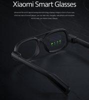 Xiaomi представила концепт умных очков со встроенным экраном MicroLED и камерой