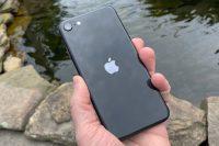 Apple сняла с продажи iPhone SE на 256 ГБ