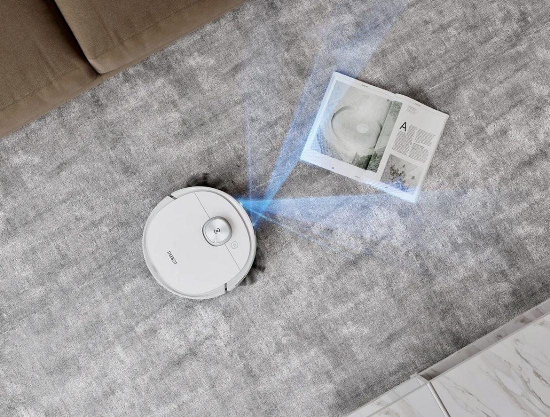 Этот робот-пылесос убирает отлично и даже воздух освежает. Обзор Ecovacs Deebot T9