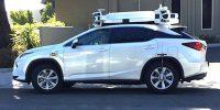Беспилотный автомобиль Apple попал в аварию рядом с офисом компании. Второй раз за месяц
