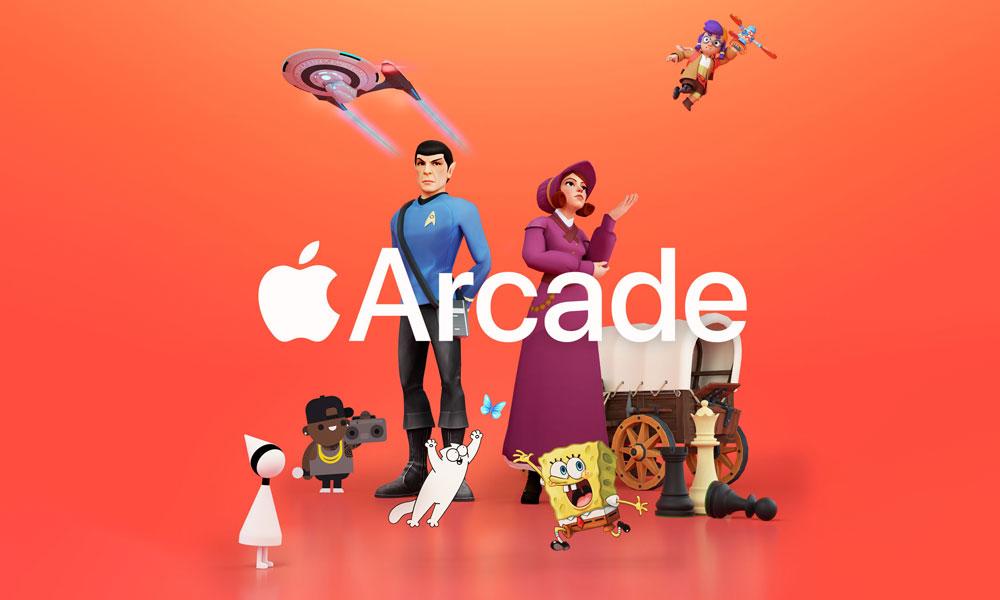 Вышла эксклюзивная реклама Apple Arcade ко Дню видеоигр