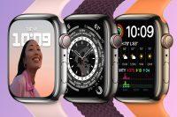 Apple Watch Series 7 совместимы с ремешками от предыдущих версий Apple Watch