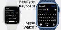 Apple удалила единственную клавиатуру для Apple Watch из App Store и выпустила такую же. Разработчик идёт в суд