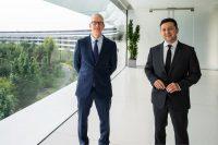Президент Украины Владимир Зеленский встретился с Тимом Куком в Калифорнии и обсудил совместные проекты