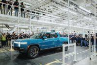 Американский стартап Rivian опередил Tesla и Ford. Выпущен первый электропикап с запасом хода 645 км