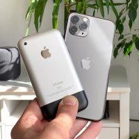 Перед анонсом iPhone 13 вспоминаем, почему Apple победила устаревшие телефоны и КПК
