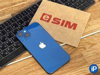 Я проверил, как работают две eSIM одновременно на iPhone 13. Есть ограничение