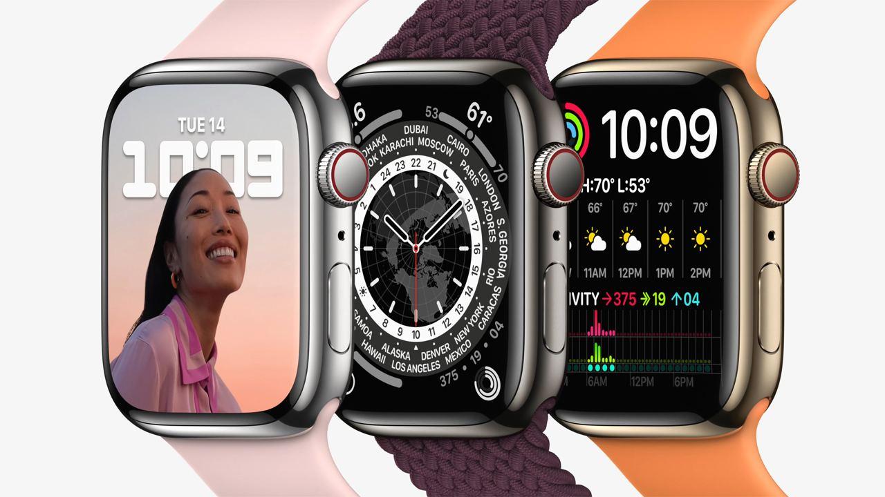 В Apple Watch Series 7 стоит такой же процессор, что и в Series 6. Об этом не сказали на презентации