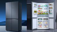 Xiaomi представила умный холодильник, вытяжку и варочную панель