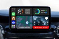 Появился концепт CarPlay в новом дизайне и с поддержкой климат-контроля