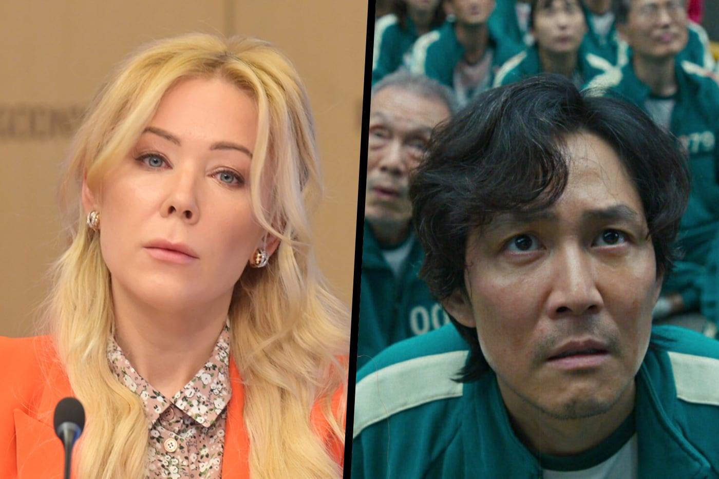 Мизулина попросила российских психологов проверить сериал Netflix «Игра в кальмара» после жалоб родителей