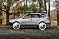 Метка AirTag помогла найти украденный автомобиль Subaru. Это не смогла сделать даже полиция