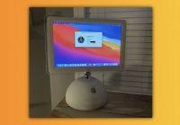 Инженер поставил в iMac G4 2002 года железо от Mac mini M1 и сделал из него современный компьютер