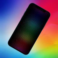 10 эффектных обоев iPhone с градиентом