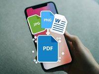 Как конвертировать любые типы файлов прямо на iPhone